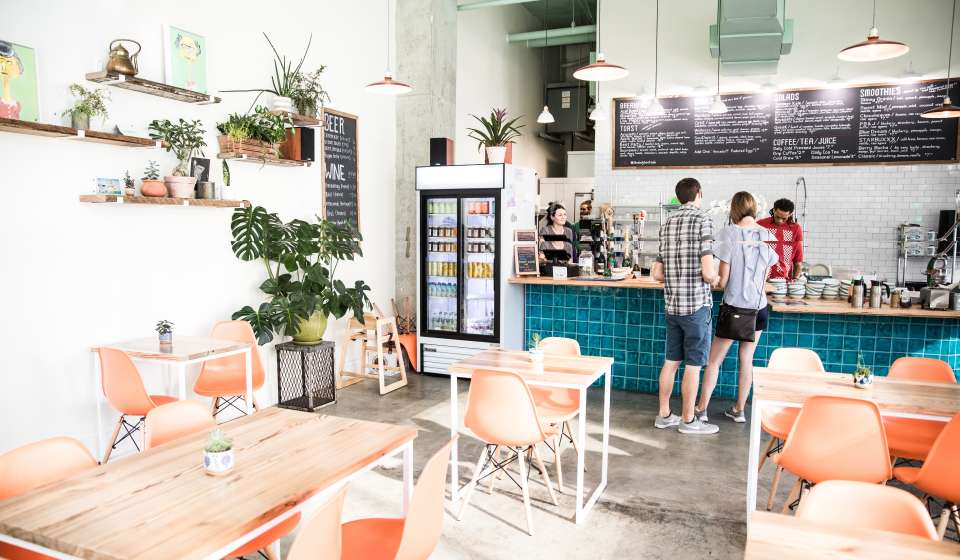 The Daily Beet- Juice Bar and Cafe
