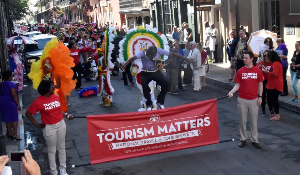 NTTW Travel Rally Parade