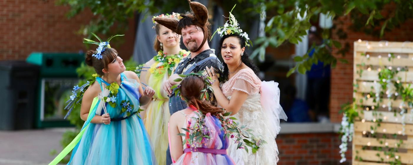 Watershed Theatre's A Midsummer Night's Dream