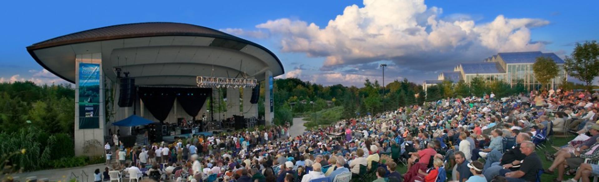 Fifth Third Bank Summer Concert Series at Meijer Gardens