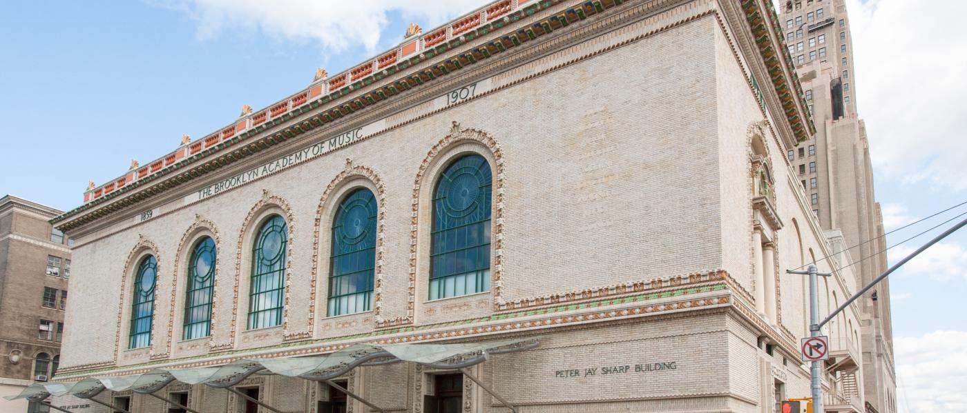 Brooklyn Academy of Music, Exterior