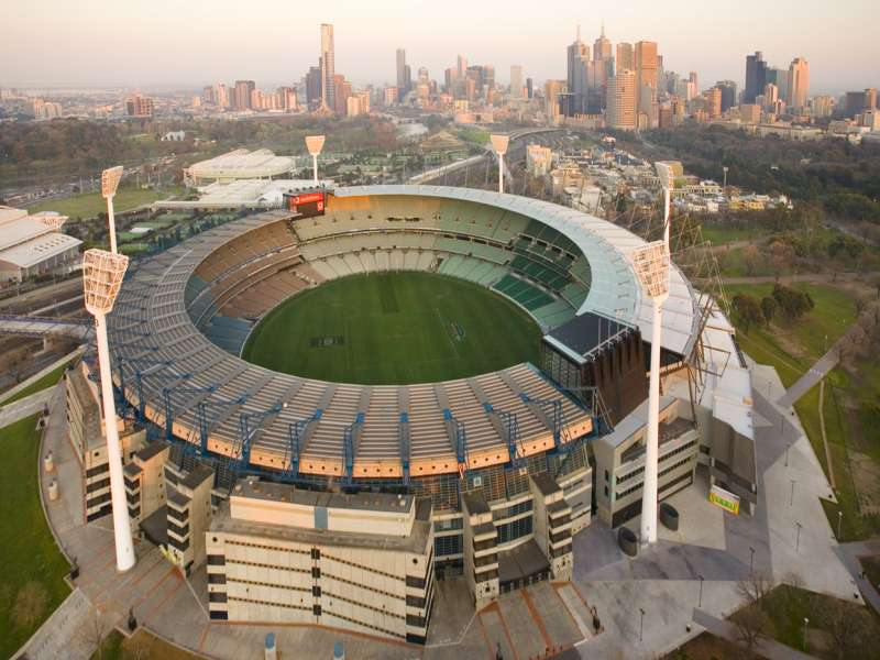 Epicure catering at Melbourne Cricket Ground MCG