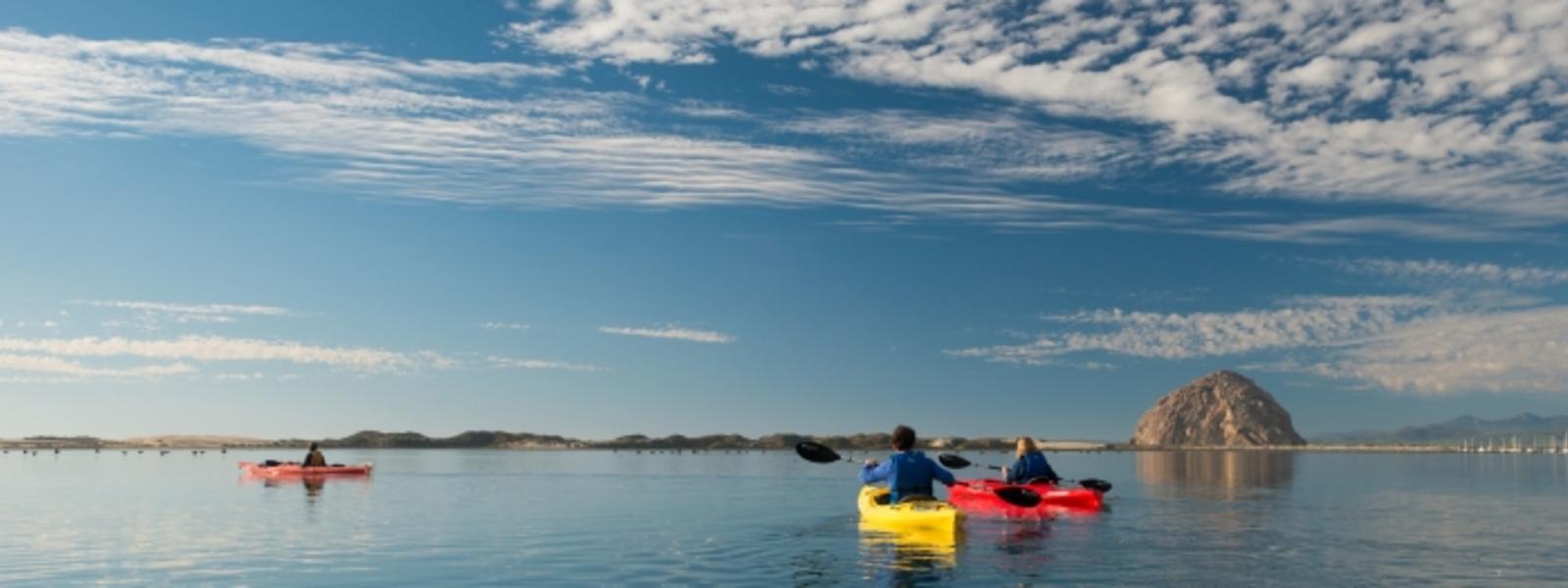 Morro Bay Kayak