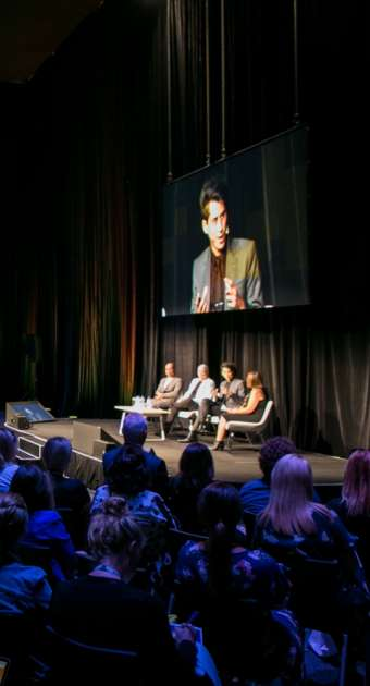 AIME speakers at MCEC Melbourne