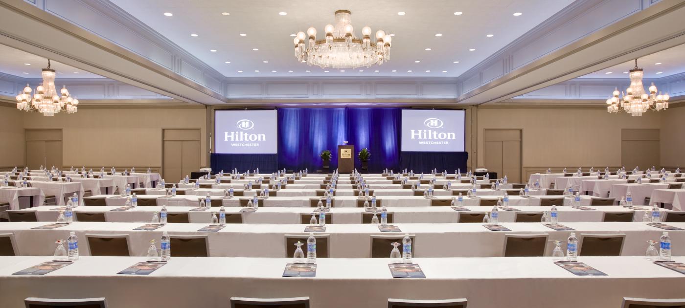 Hilton meeting room