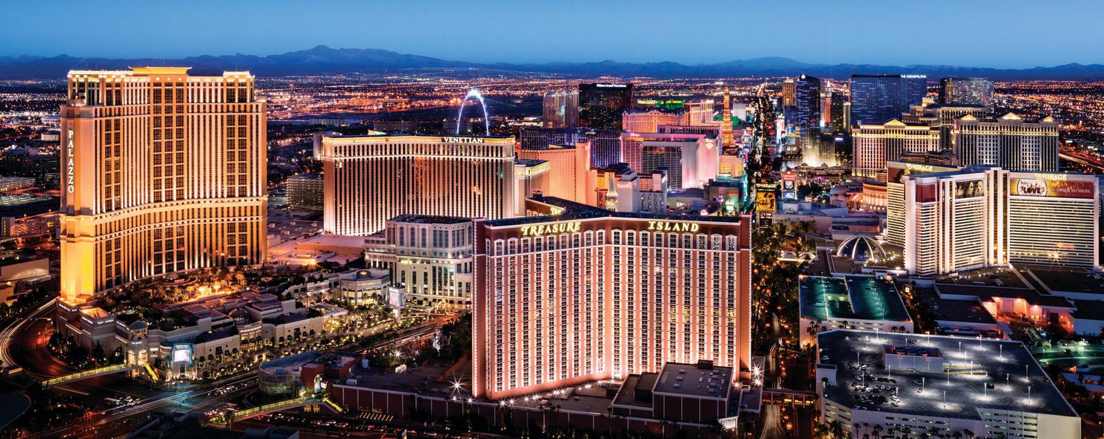 Las Vegas Strip South