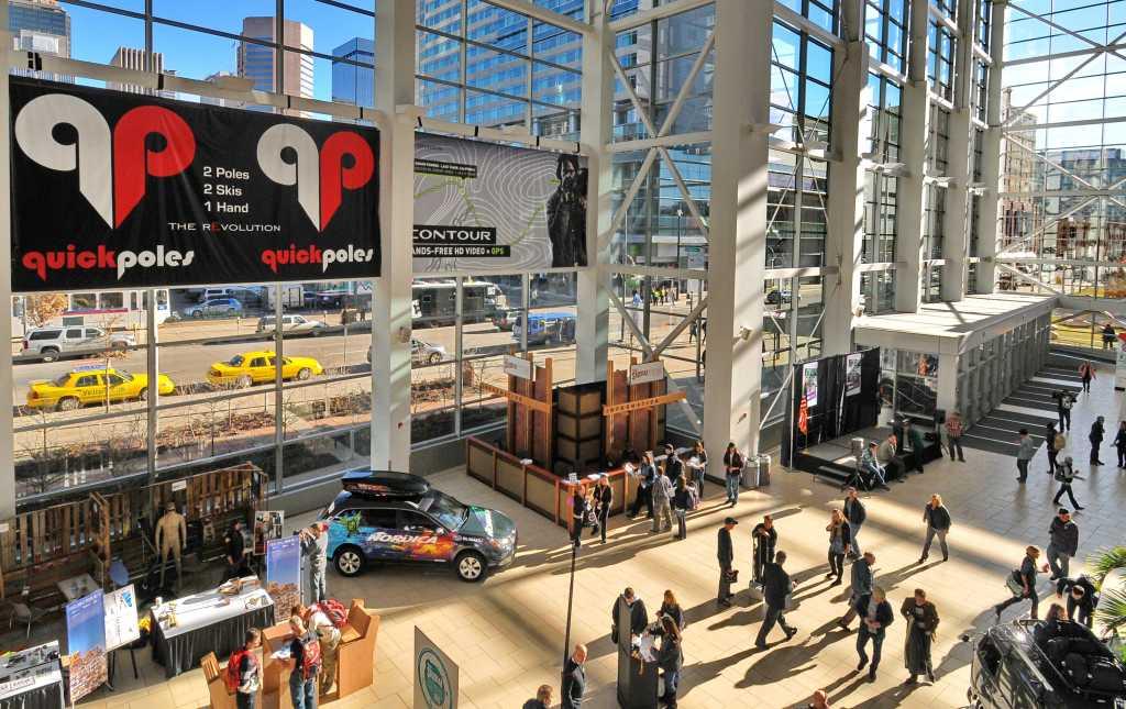 Vehicle Floor Plan | Floor Plan Of Colorado Convention Center Visit Denver