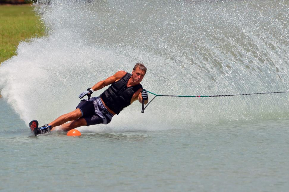 Greg Sund 2018 GOODE Water Ski National Championships