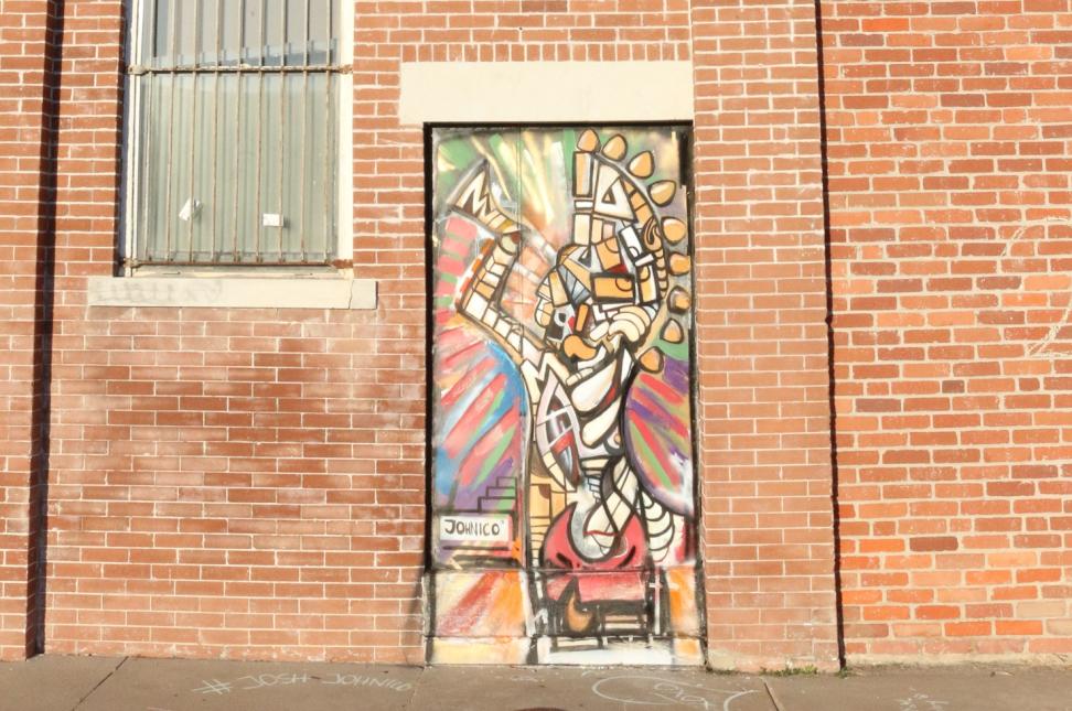 Keeper Mural