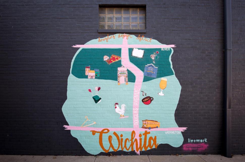 Wichita Map