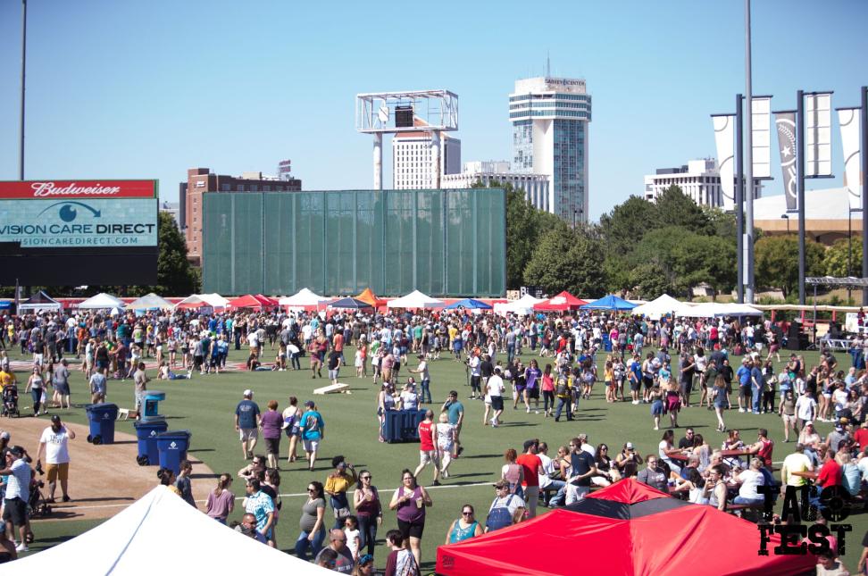 ICT Taco Fest at Lawrence-Dumont Stadium
