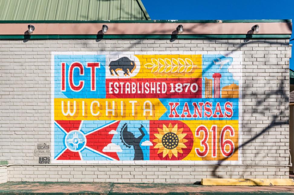 Wichita Mural