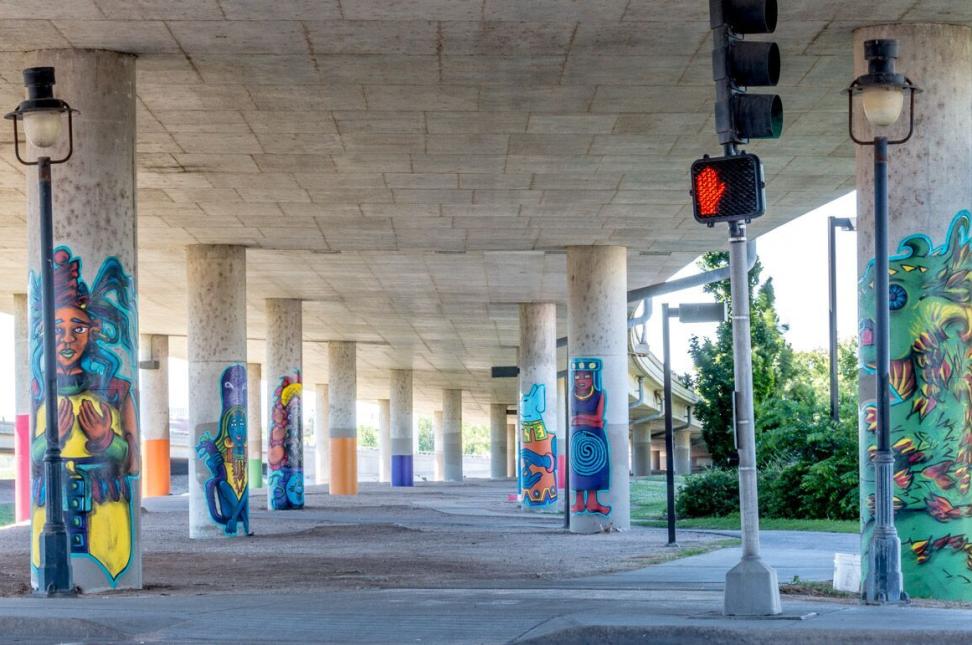 Douglas Bridge Art