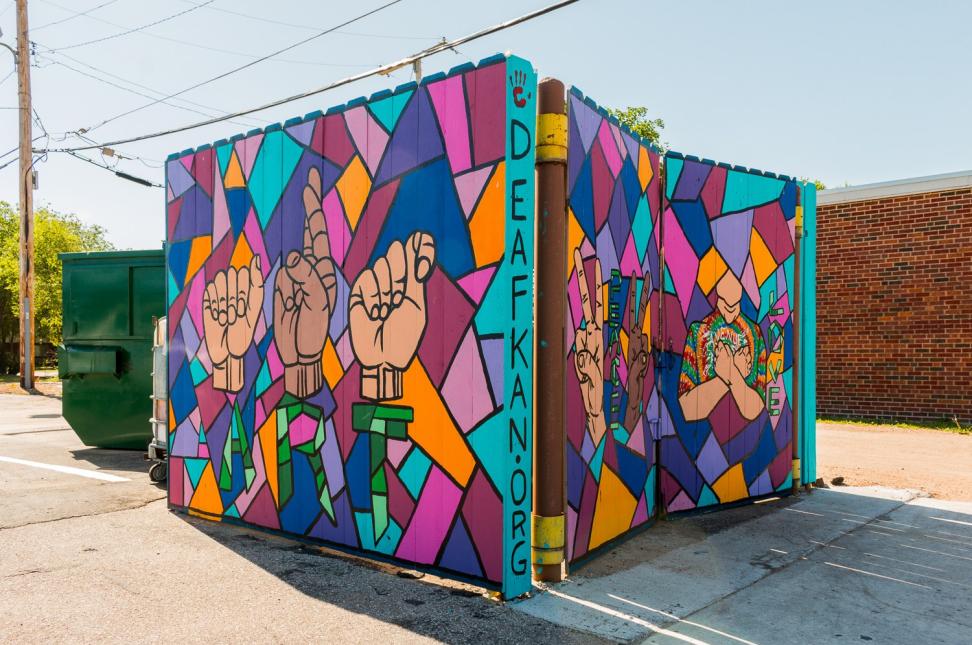 Deaf Mural