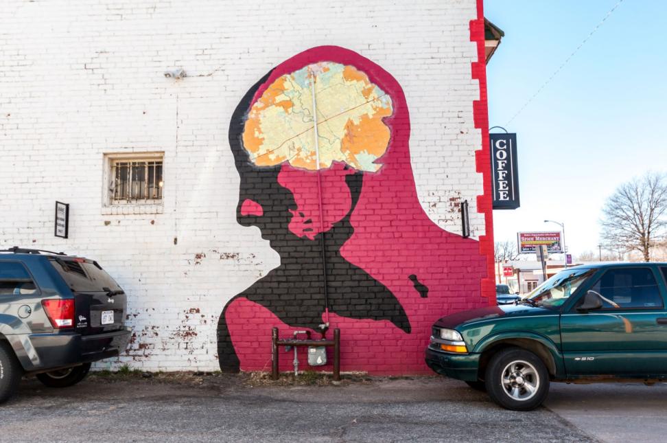 Wichita Mind Mural