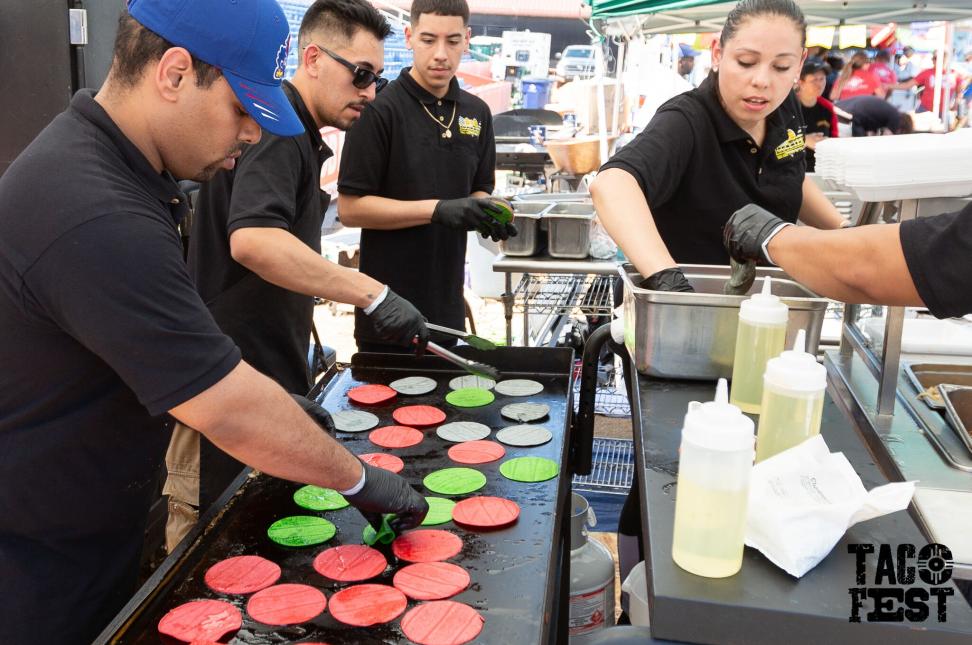 Wichita restaurants serve up delicious tacos during ICT Taco Fest in Wichita, KS