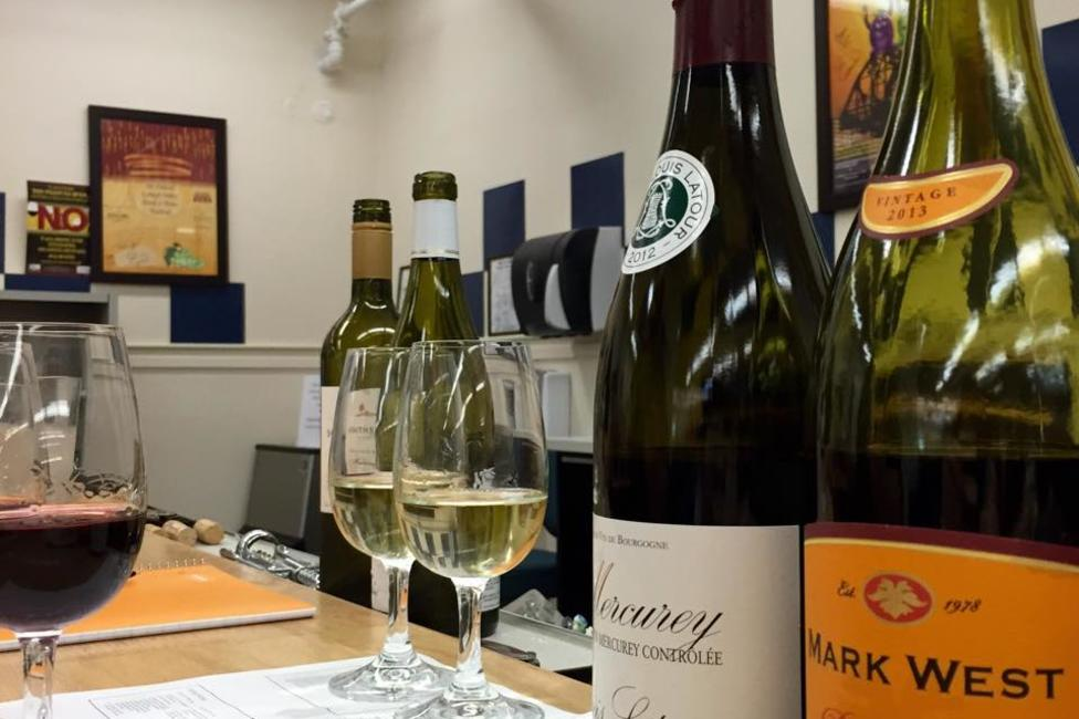 Fundamentals of Wine Certification Course at Northampton Community ...