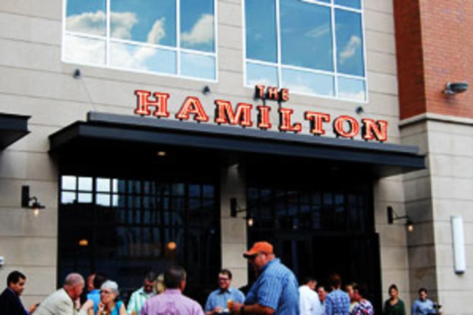 the hamilton kitchen bar is a great start to the new downtown allentown - Hamilton Kitchen