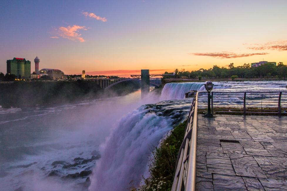 Niagara Falls State Park - Photo Courtesy of Beautiful Destinations