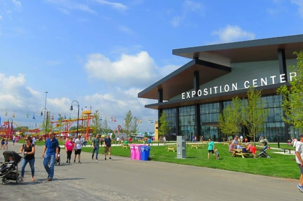 NYS Fair Expo Center