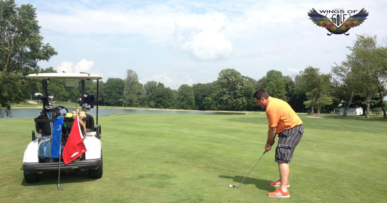 Wings of Golf - Deer Creek Golf Club in Camby, IN