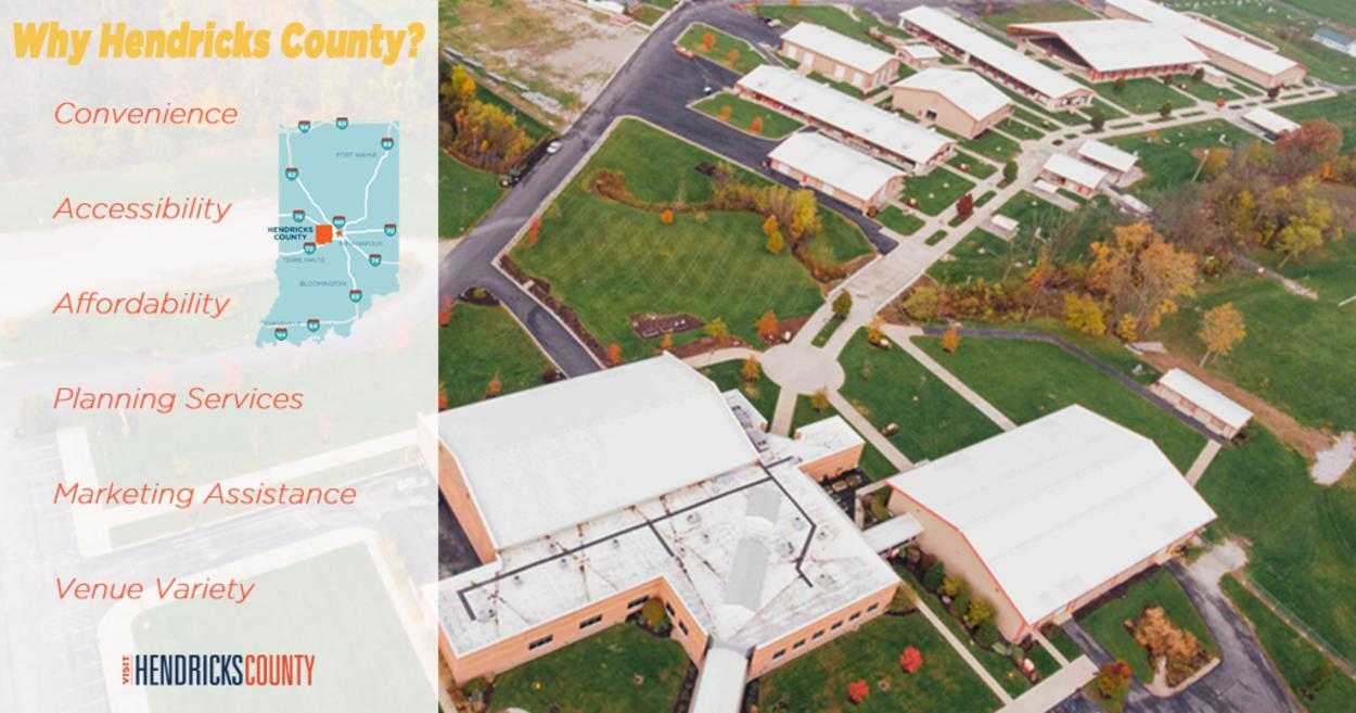 Meeting Planning - Why Hendricks County?