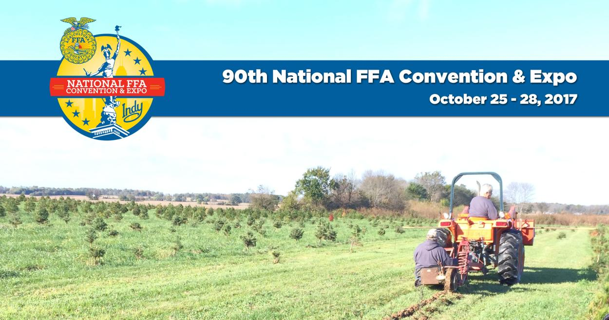 90th National FFA Convention & Expo in Indianapolis