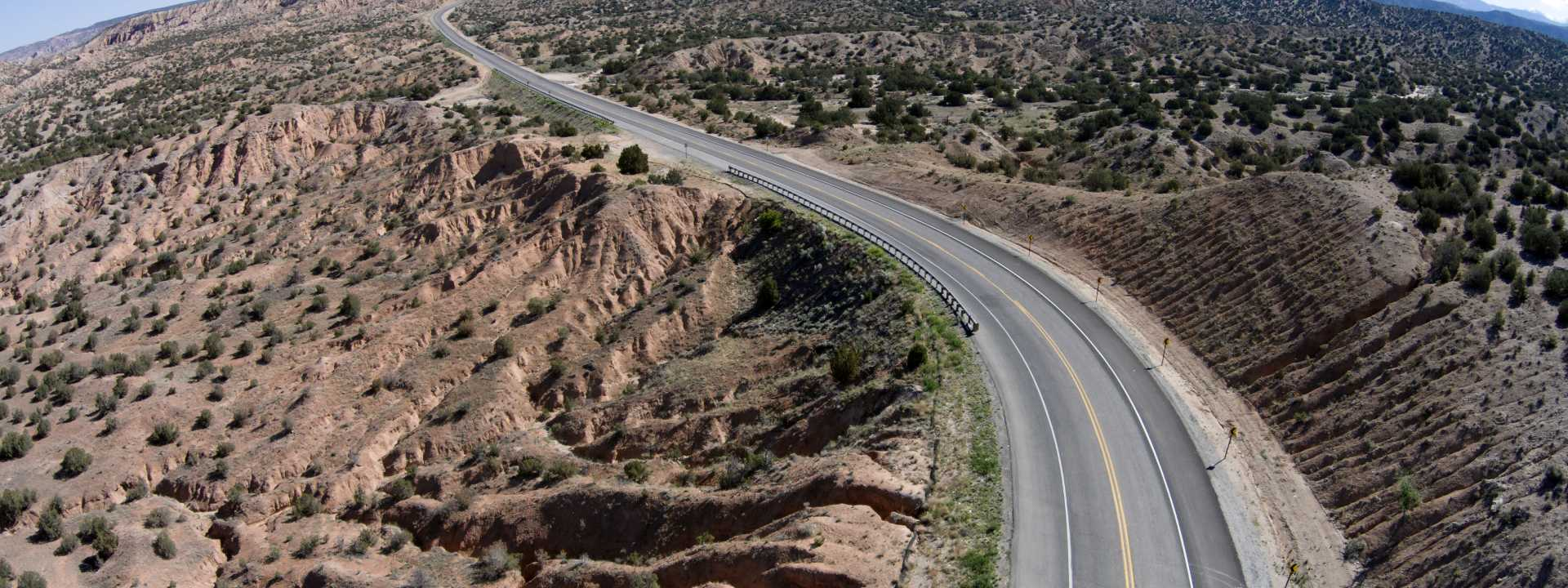 High Road To Taos Scenic Byway Header