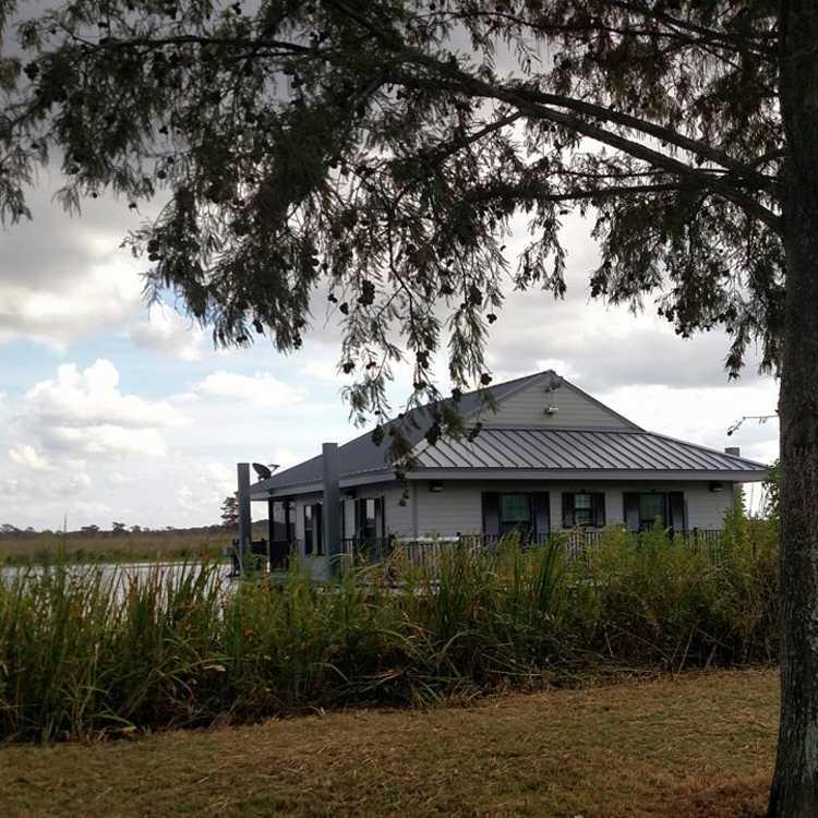 Bayou Segnette Cabin