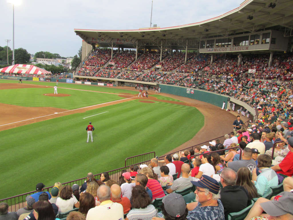 Pawtucket Red Sox-Pawtucket-Blackstone Valley