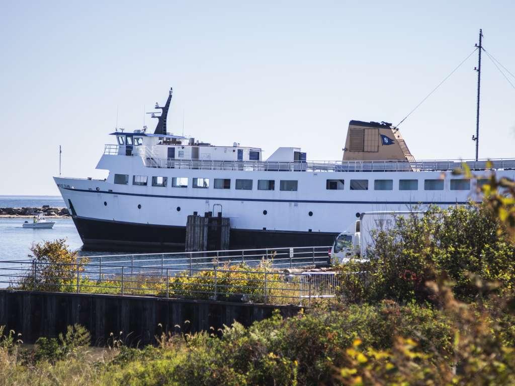 Block Island Ferry-Block Island