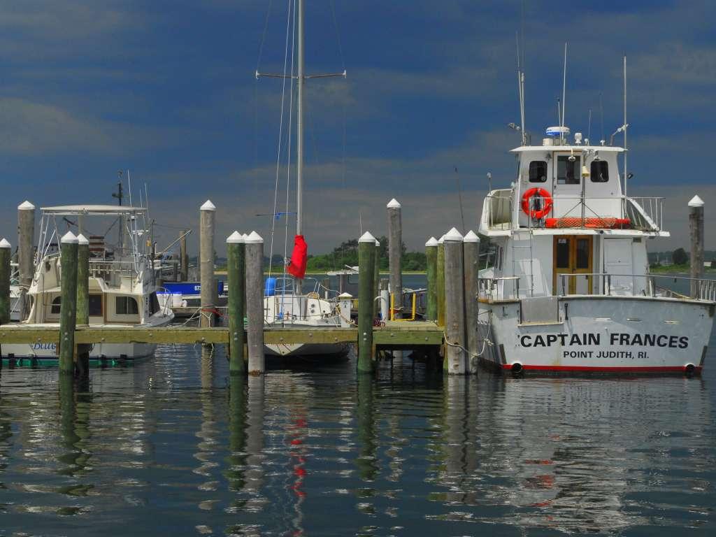 Captain Frances-Narragansett-South County