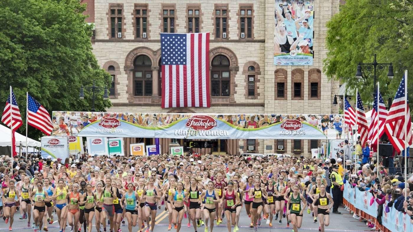 2017 Freihofer's Run for Women