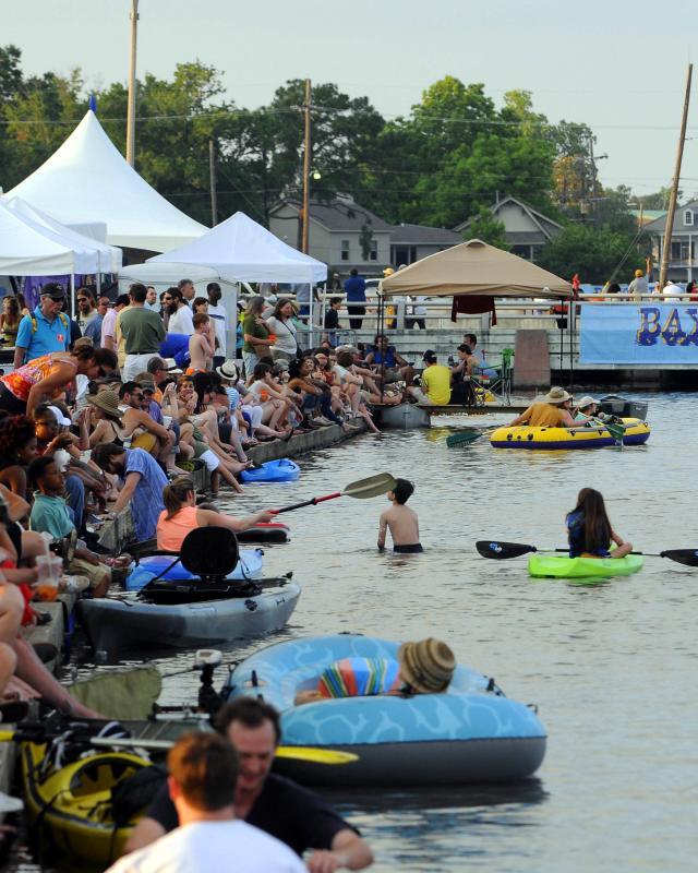 Mid-City Bayou Boogaloo Festival