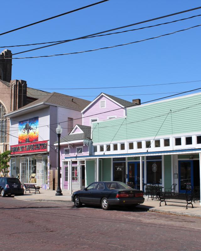 Bayou Road