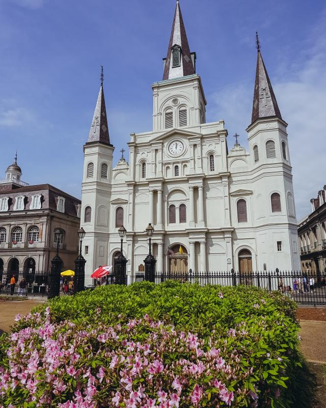 wedding ceremony venues in new orleans