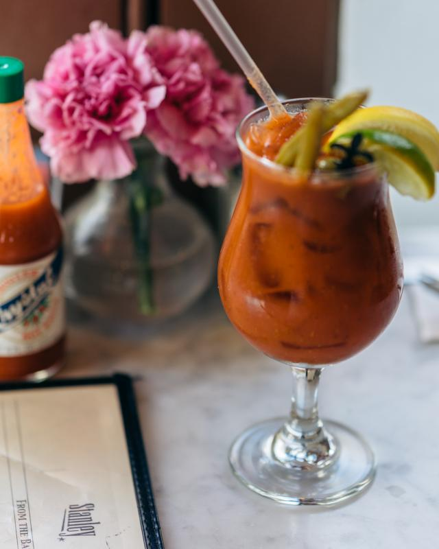Bloody Mary - Brunch at Stanley