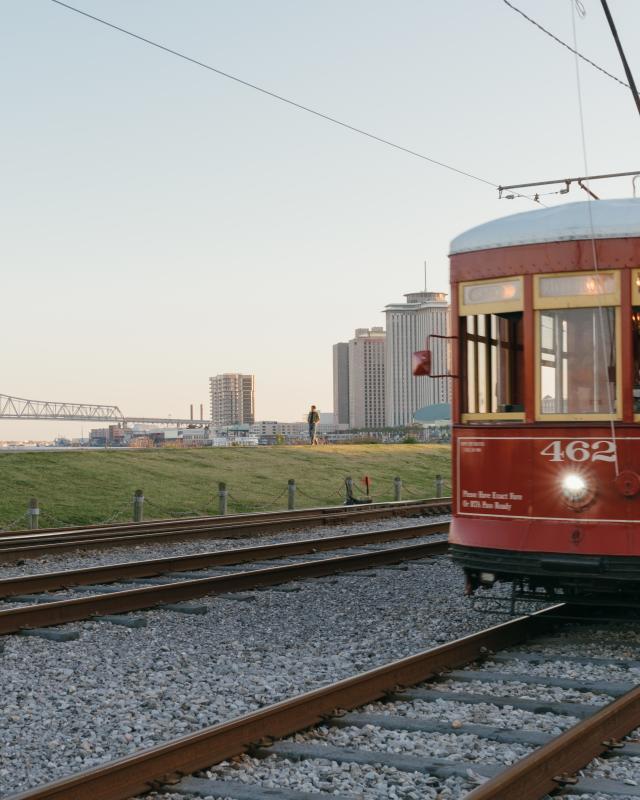 Riverfront Streetcar