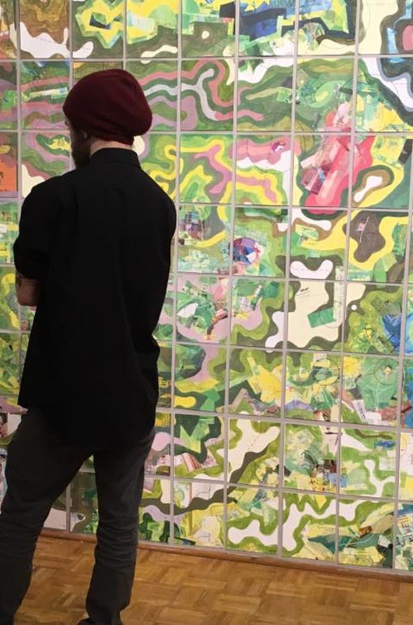 University of Wisconsin - Stevens Point Edna Carlsten Art Gallery