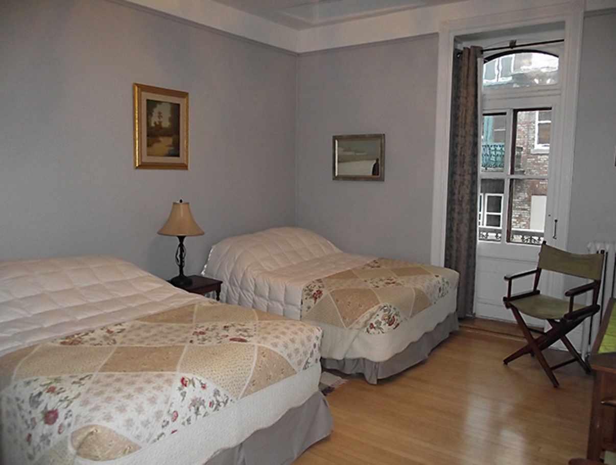 Bed and breakfast du quartier latin chez hubert bed and for Area riservata bed and breakfast