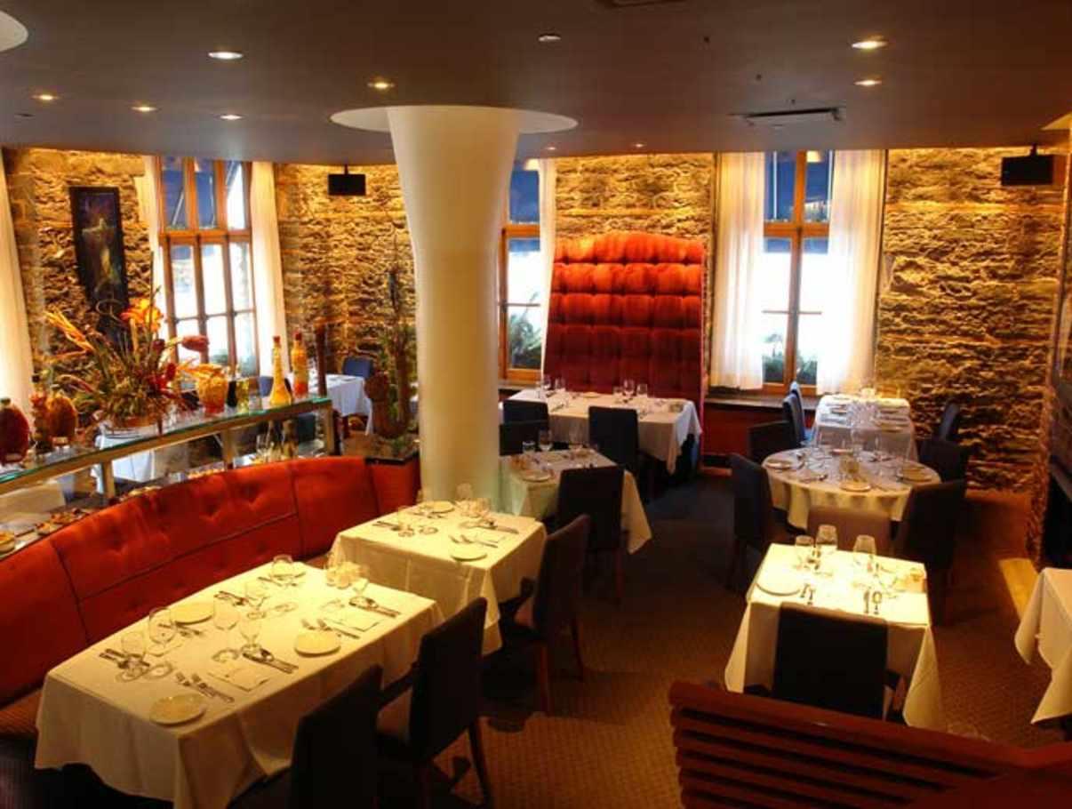 Conti Restaurant Quebec City
