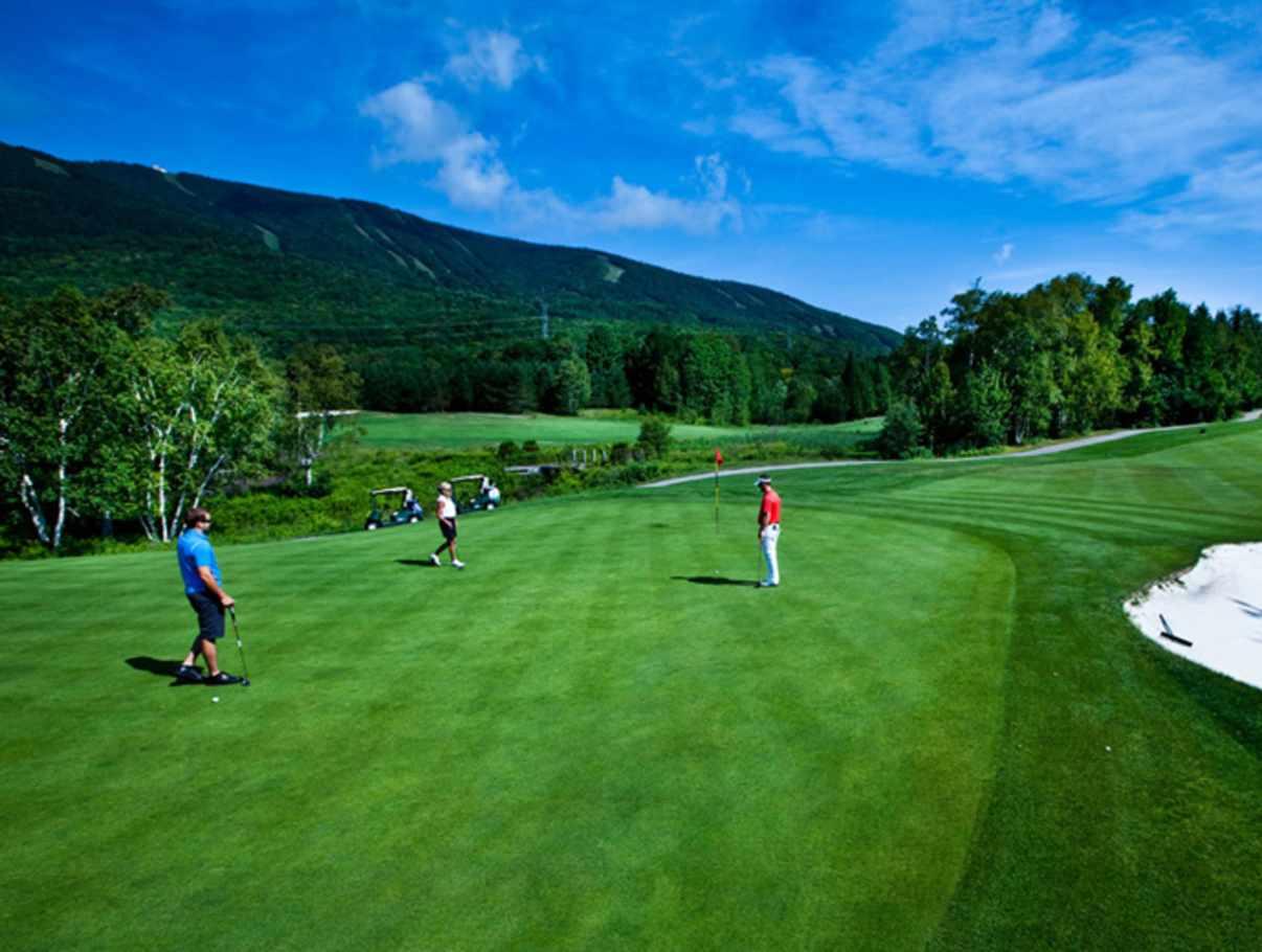 Golf Le Grand Vallon Golf Quebec City And Area