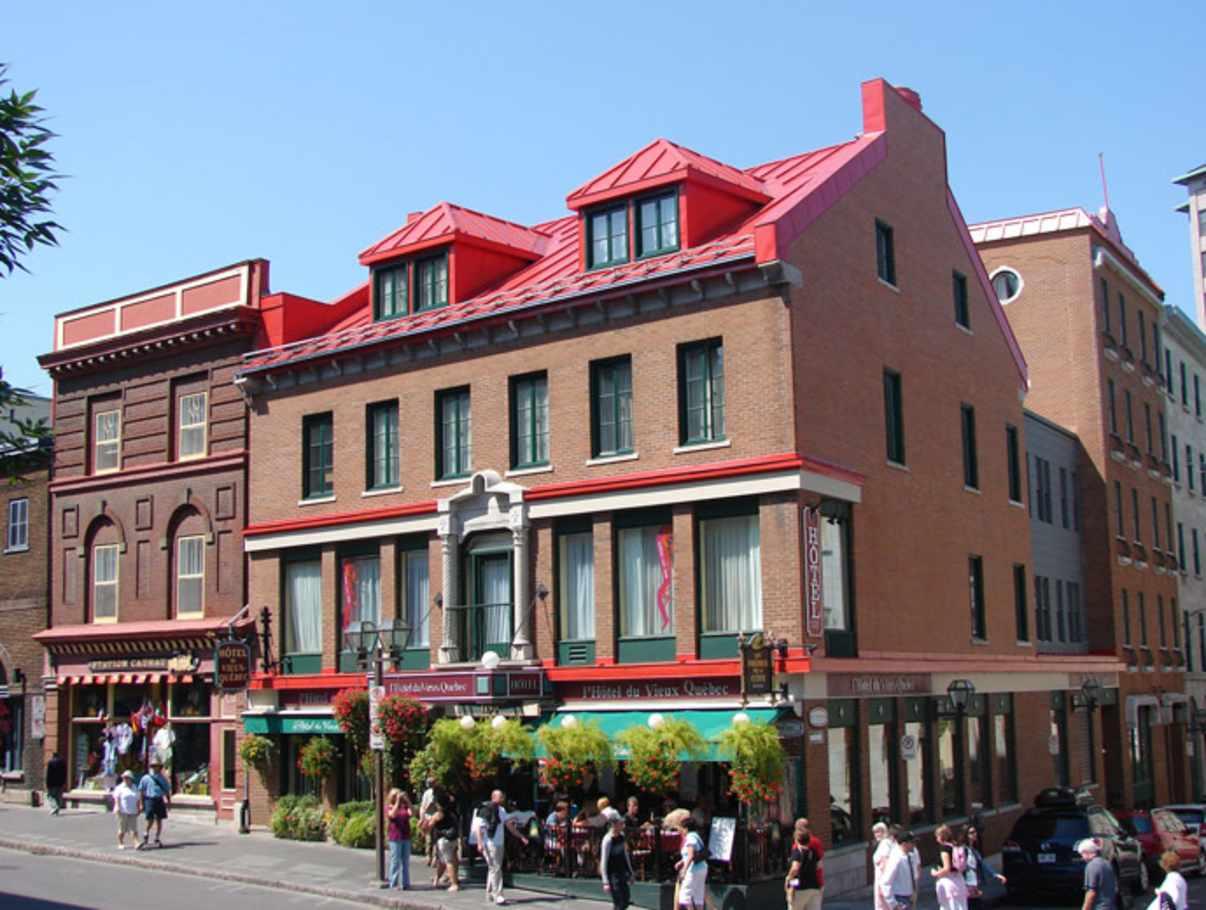 Meilleur Restaurant Dans Le Vieux Quebec