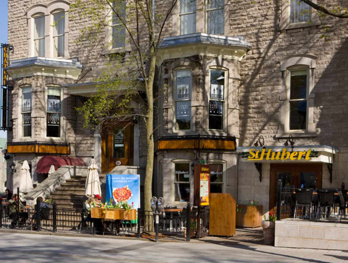 Best Family Restaurants In Old Quebec City