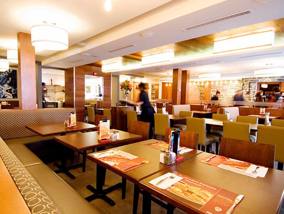 Restaurant Sur St Hubert
