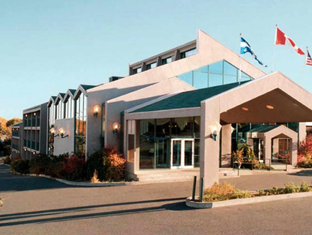 Reservation Hotel Jaro Quebec