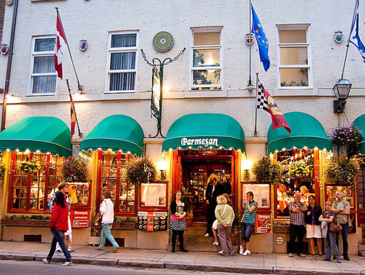 Find A Restaurant Where To Eat And Drink In Quebec City Canada
