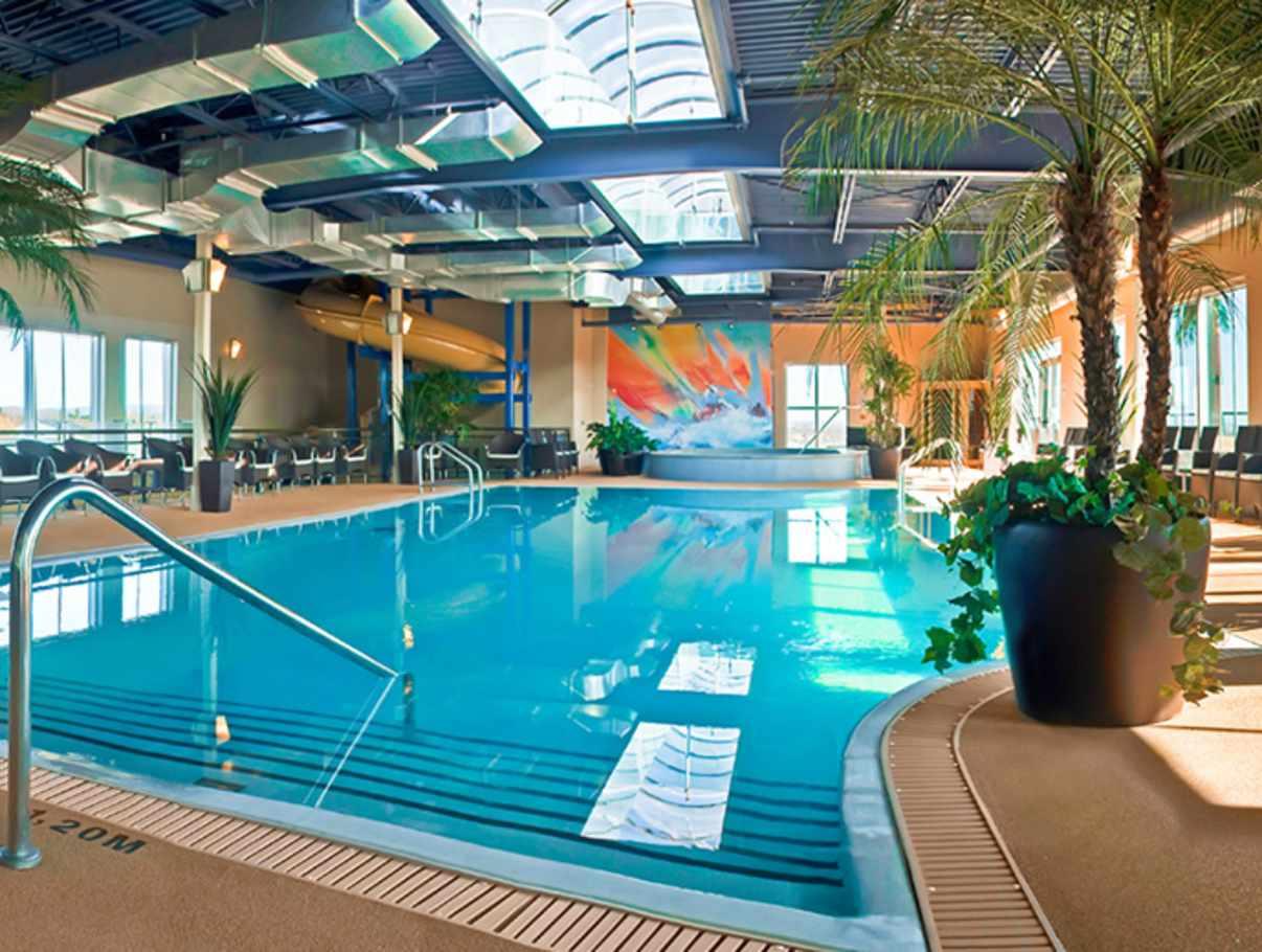 Hotel Spa Piscine Interieure