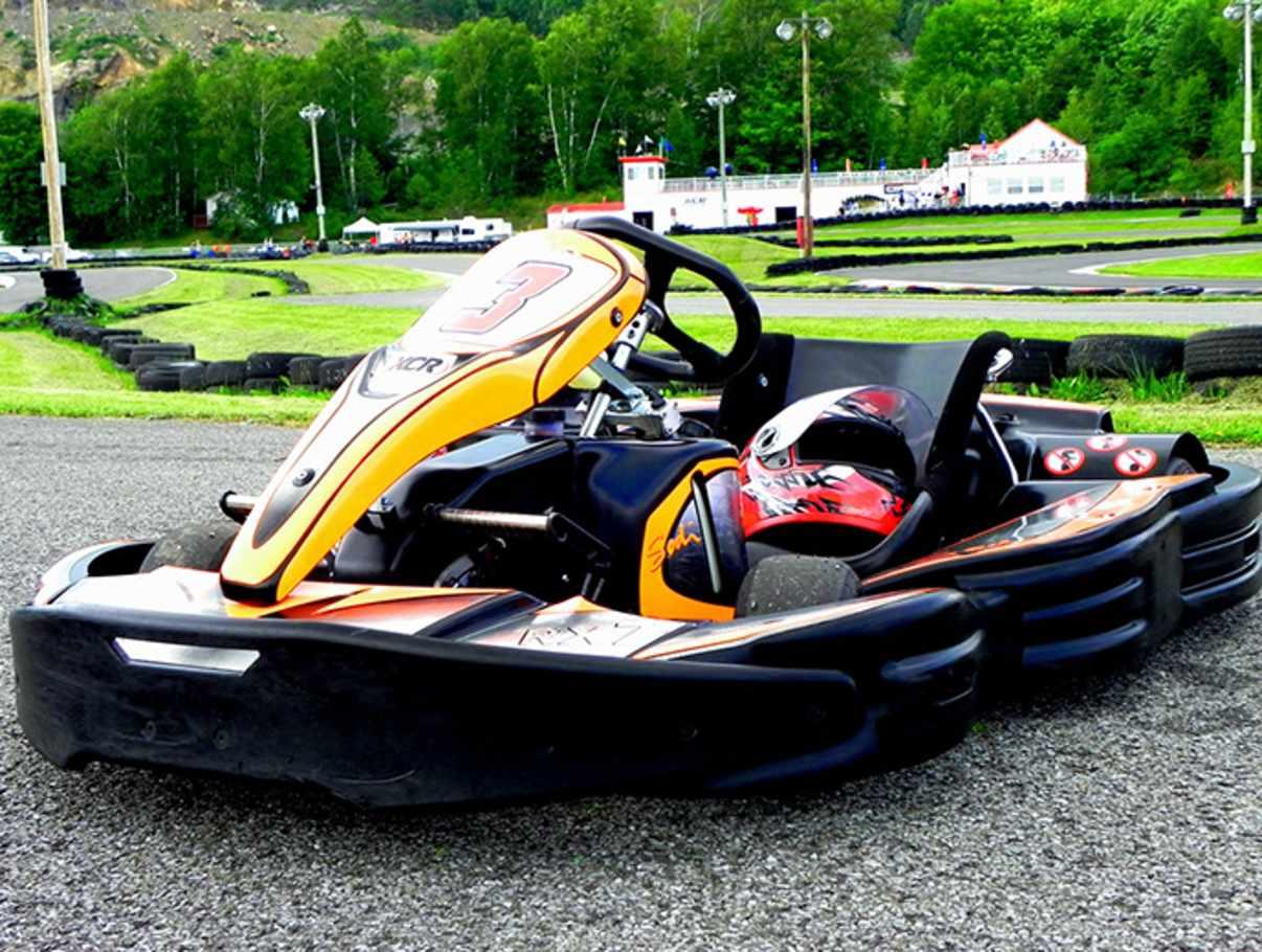 K C R  Karting Château-Richer Inc    Amusement Parks   Quebec City