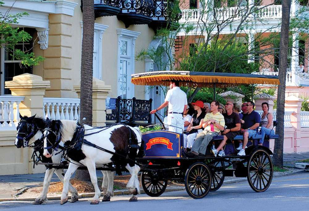 Private Carriage Tours In Charleston Sc